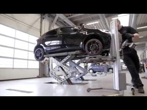 Montering af dæk & hjul