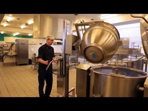 Effektivitet i køkkenet
